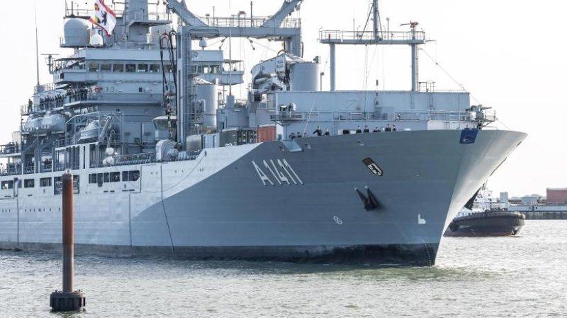 Deutschland schickt wieder Schiff ins Mittelmeer
