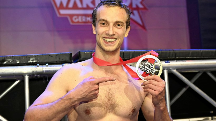 """Ninja Warrior Germany"" 2020: Alexander Wurm erneut ""Last Man Standing"""