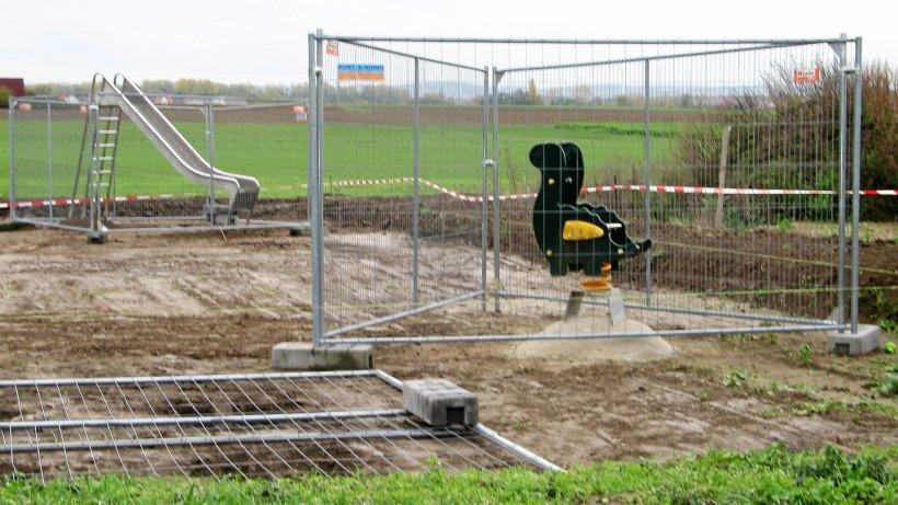 Der beliebte Spielplatz in Klein Lafferde wird verlegt - Peiner Nachrichten