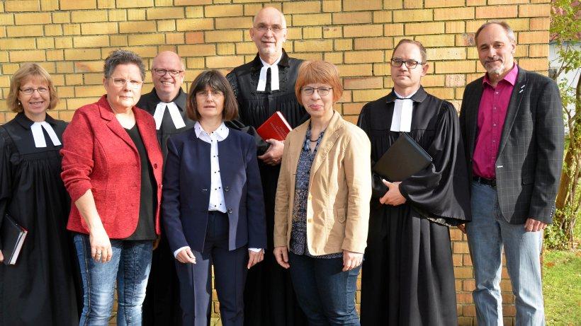 Bettina Mai ist Kirchenkreissozialarbeiterin in Telgte - Peine - Peiner Nachrichten