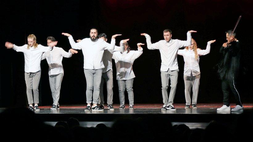 Vivaldi mit Breakdance und Hip Hop in Peine - Peiner Nachrichten